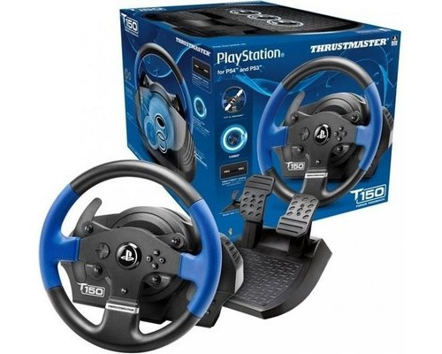 VOLANTE THRUSTMASTER T150 FORCE FEEDBACK PS4/ PS3/ PC