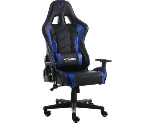 SILLA GAMING WOXTER STINGER STATION PRO AZUL