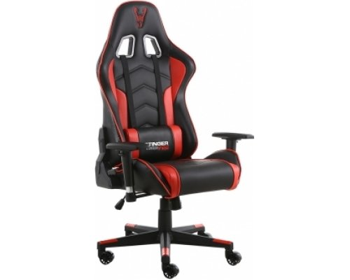 SILLA GAMING WOXTER STINGER STATION PRO ROJO