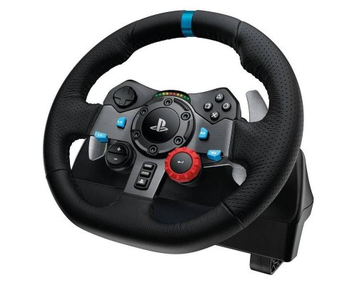 VOLANTE LOGITECH DRIVING FORCE G29 RACING WHEEL PC/PS3/PS4
