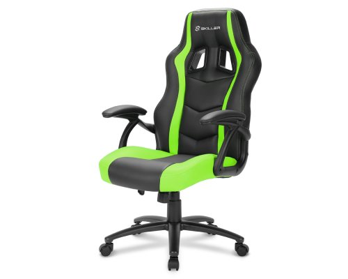 SILLA GAMING SHARKOON SKILLER SGS1 BLACK/GREEN