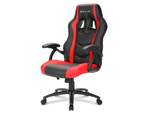 SILLA GAMING SHARKOON SKILLER SGS1 BLACK/RED