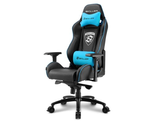SILLA GAMING SHARKOON SKILLER SGS3 BLACK/BLUE