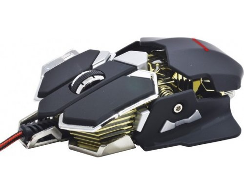 RATÓN KLONER KRG2 ADDICTION GAMING 5600dpi 7COLORES