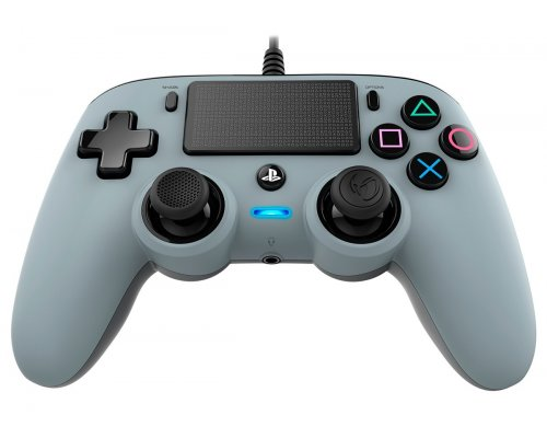 GAMEPAD NACON GAMING PS4 OFICIAL COMPACT GRIS