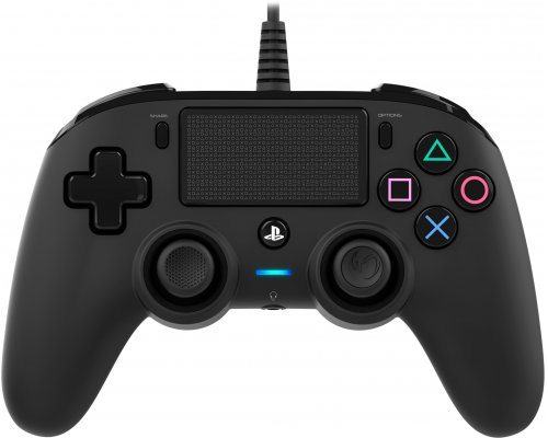 GAMEPAD NACON GAMING PS4 OFICIAL COMPACT NEGRO