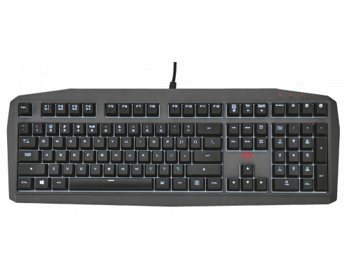TECLADO MECÁNICO TRUST GAMING GXT880 SWITCH GXT WHITE