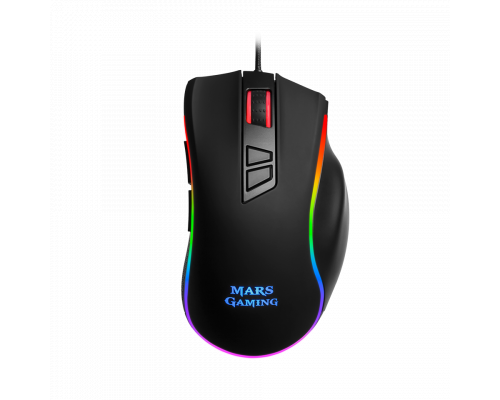 RATÓN MARS GAMING MM318 24000dpi CHROMA RGB