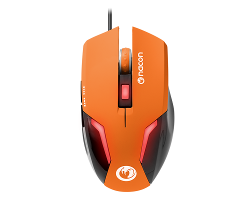 RATON NACON GAMING PCGM-105 ORANGE