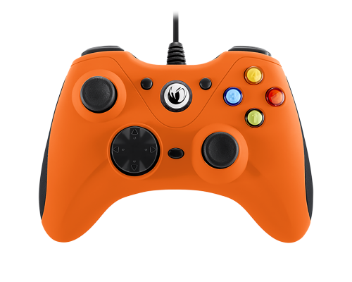 GAMEPAD NACON GAMING GC-100 ORANGE USB