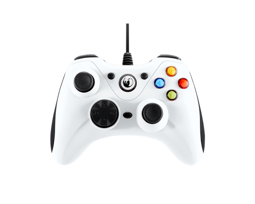 GAMEPAD NACON GAMING GC-100 WHITE USB