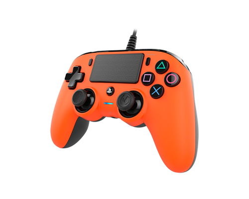 GAMEPAD NACON GAMING PS4 OFICIAL COMPACT NARANJA
