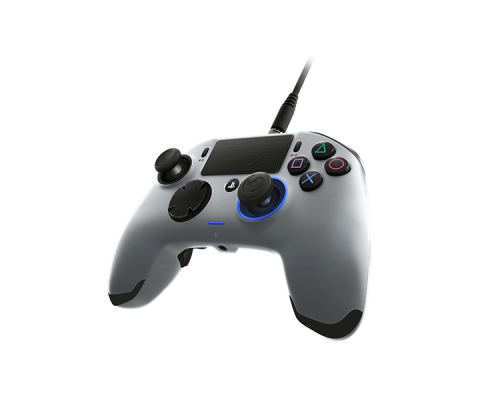 GAMEPAD NACON GAMING REVOLUTION PRO CONTROLLER PS4 PLATA