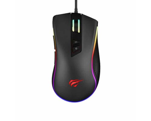 RATÓN HAVIT GAMING HV-MS300 RGB PROGRAMABLE 4000dpi