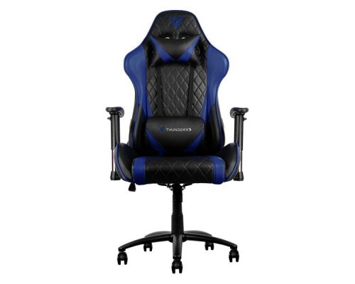 SILLA GAMING PROFESSIONAL THUNDERX3 TGC15 BLACK/BLUE