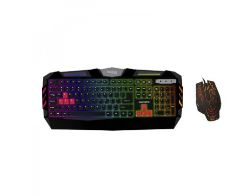 KIT GAMING CROME BACKLIGHT APPROX