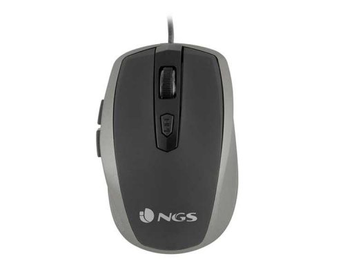 MOUSE OPTICAL SILVER TICK NGS