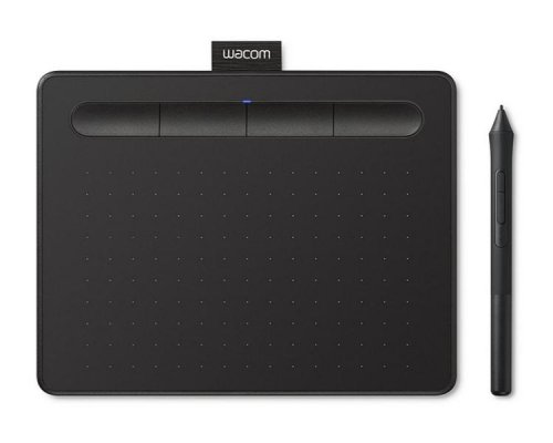 TABLETA DIGITALIZADROA WACOM INTUOS BASIC PEN S