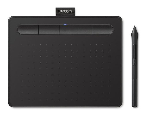 TABLET INTUOS COMFORT S BLUETOOTH BLACK WACOM