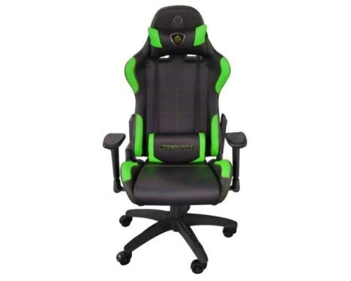 SILLA GAMING KEEPOUT XS200 PRO BLACK/GREEN