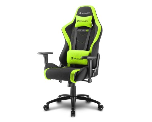 SILLA GAMING SHARKOON SKILLER SGS2 BLACK/GREEN