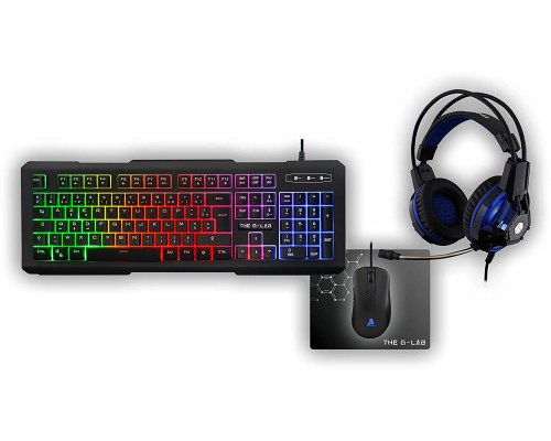 COMBO THE G-LAB GAMING XENON