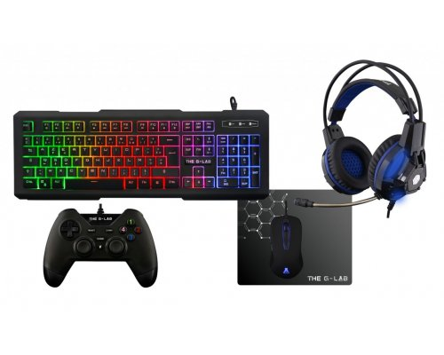COMBO THE G-LAB GAMING PALLADIUM