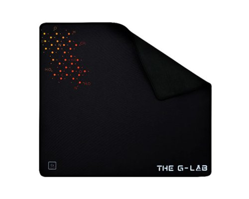 ALFOMBRILLA THE G-LAB GAMING PAD CAESIUM (450x400x4mm)