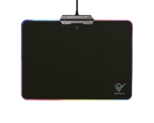 ALFOMBRILLA PHOENIX GAMING RGB L 350x264x3.6mm