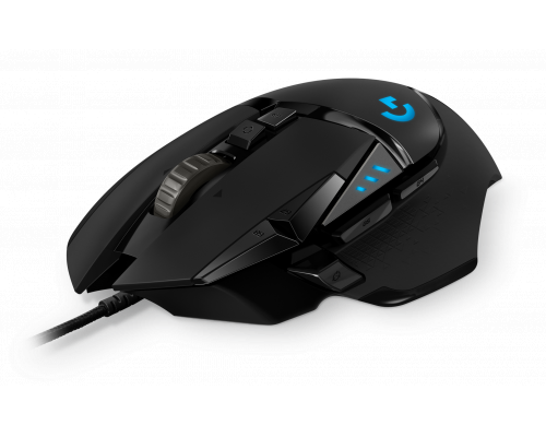RATÓN LOGITECH GAMING G502 HERO 16000dpi