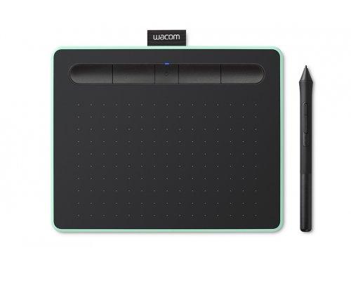 TABLETA DIGITALIZADORA WACOM INTUOS S BLUETOOTH PISTACHO