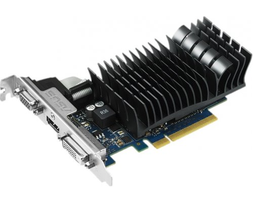 GRÁFICA nVIDIA ASUS GT730 1GB DDR3 LP SILENT