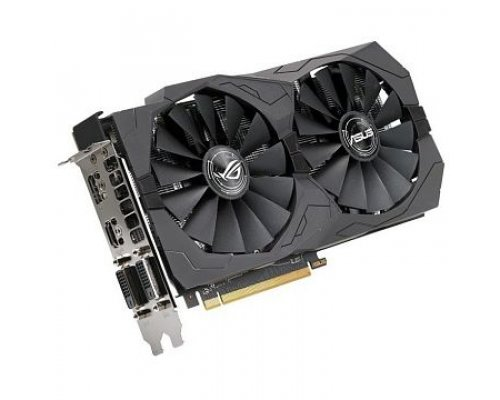GRÁFICA AMD ASUS ROG STRIX RX570 GAMING 4GB GDDR5