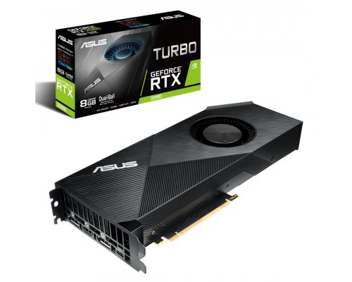 GRAFICA nVIDIA ASUS TURBO RTX2080 8GB GDDR6