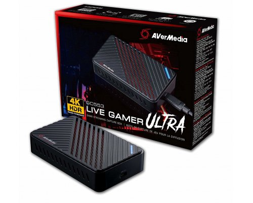 CAPTURADORA HDMI AVERMEDIA LIVE GAMER ULTRA