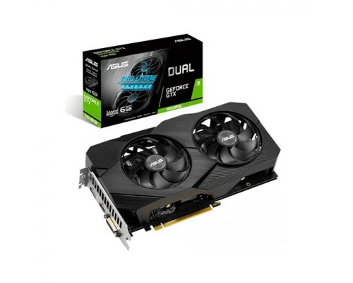 GRÁFICA nVIDIA ASUS DUAL GTX1660 SUPER ADVANCED EVO 6GB