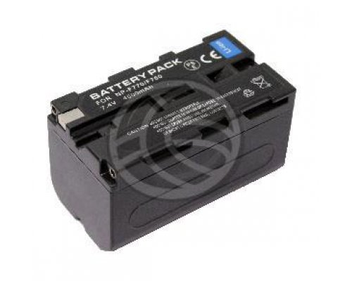 BATERÍA COMPATIBLE SONY NP-F770 NP-F750