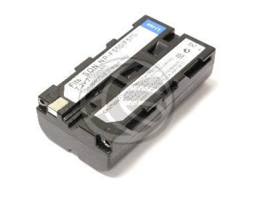 BATERÍA COMPATIBLE SONY NP-F550 NP-F330 NP-F530 NP-F570
