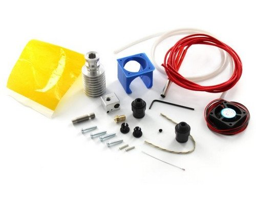 KIT BQ E3D-v5 METAL HOTEND 1.75mm EXTRUSION BOWDEN