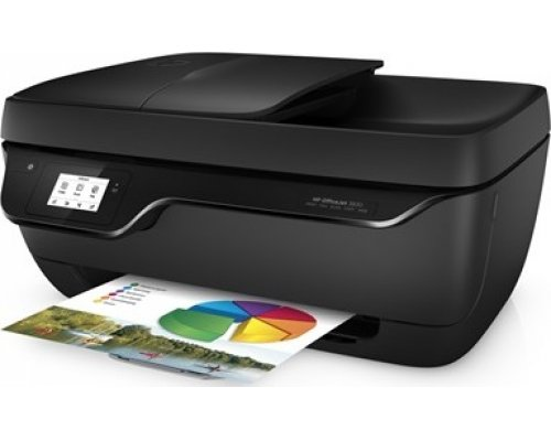 IMPRESORA MULTIFUNCIÓN HP OFFICEJET 3834 ALL-IN-ONE WIFI FAX