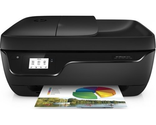 IMPRESORA MULTIFUNCIÓN HP OFFICEJET 3832 ALL-IN-ONE WIFI FAX