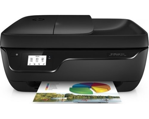 IMPRESORA MULTIFUNCIÓN HP OFFICEJET 3833 ALL-IN-ONE WIFI FAX