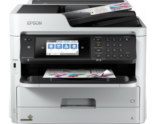 IMPRESORA MULTIFUNCIÓN EPSON WORKFORCE PRO C5710WDF