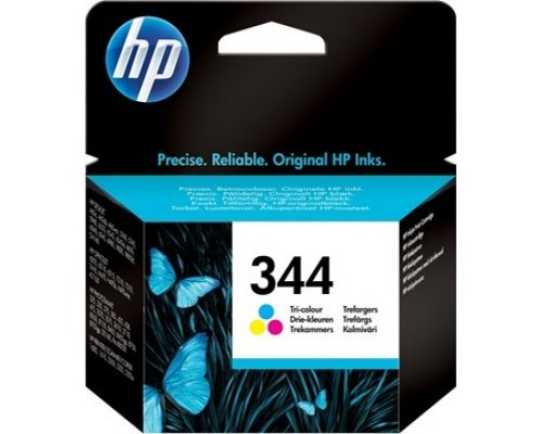 CARTUCHO ORIGINAL HP 344 TRICOLOR (C9363E)