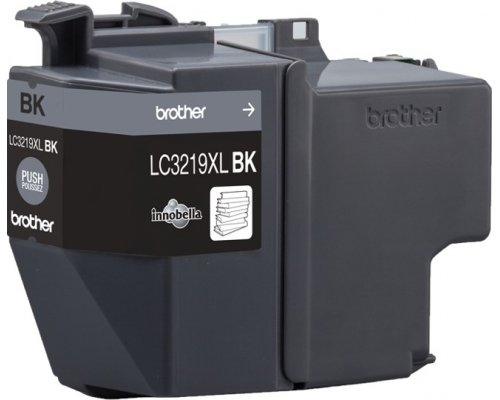 CARTUCHO ORIGINAL BROTHER LC-3219XLBK NEGRO