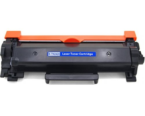 TÓNER COMPATIBLE BROTHER TN2410/TN2420 CON CHIP