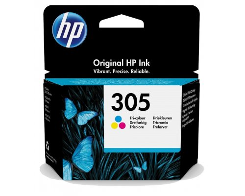 CARTUCHO ORIGINAL HP 305 TRICOLOR