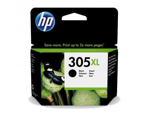CARTUCHO ORIGINAL HP 305XL NEGRO