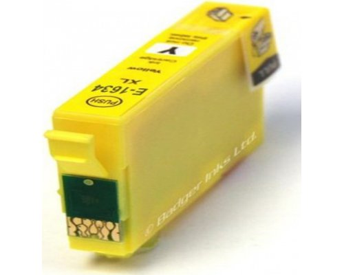 CARTUCHO COMPATIBLE EPSON 16XL AMARILLO (T1634/T1624)