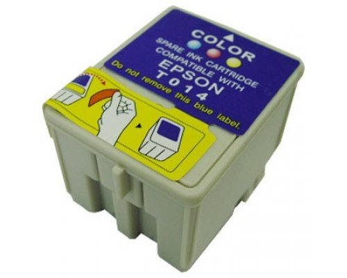 CARTUCHO ORIGINAL EPSON T014 TRICOLOR
